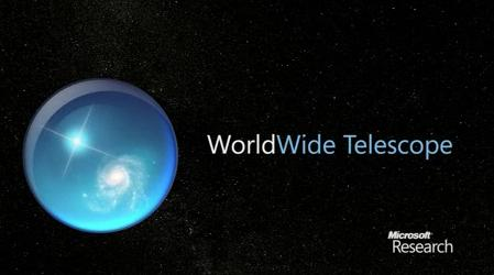Microsoft Worldwide Telescope Download