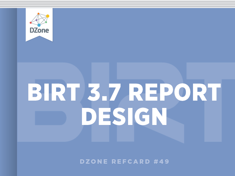 BIRT Report Designer Download Free