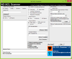 AD ACL Scanner Download Free
