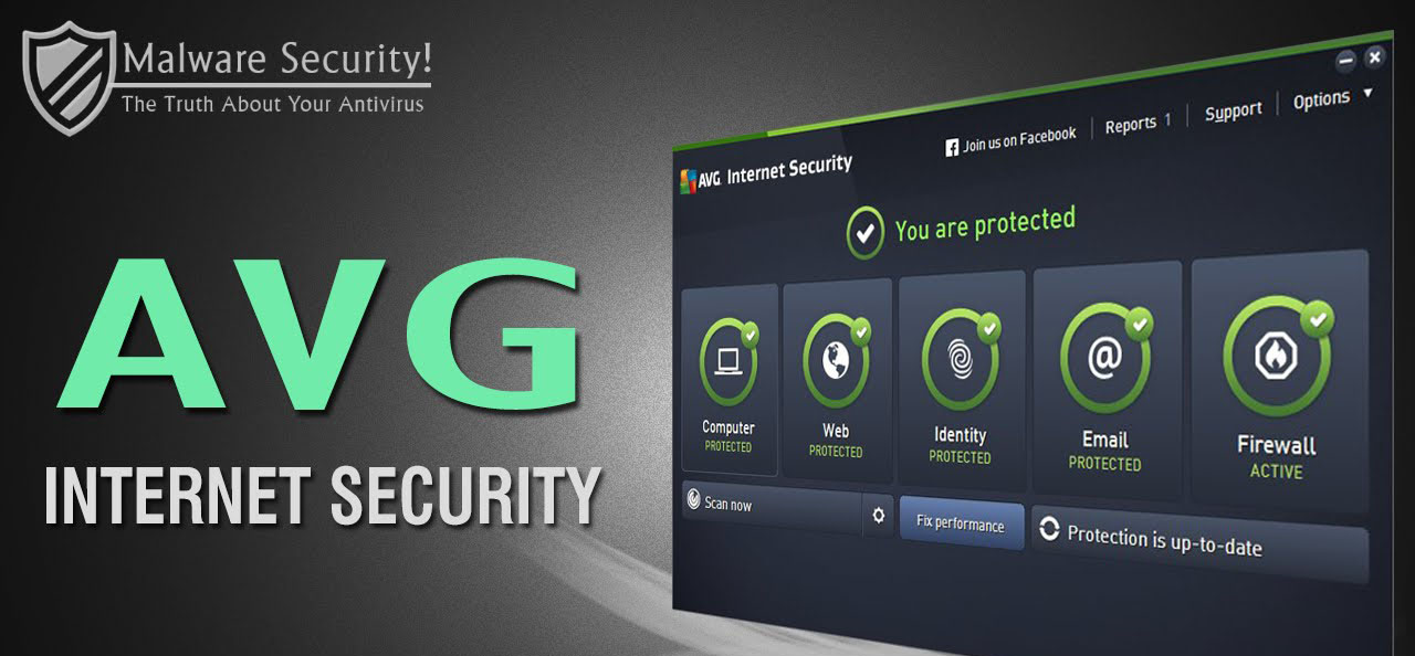 Free Download AVG Antivirus 2017