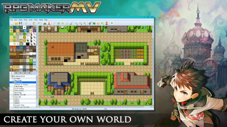 FREE DOWNLOAD RPG Maker MV