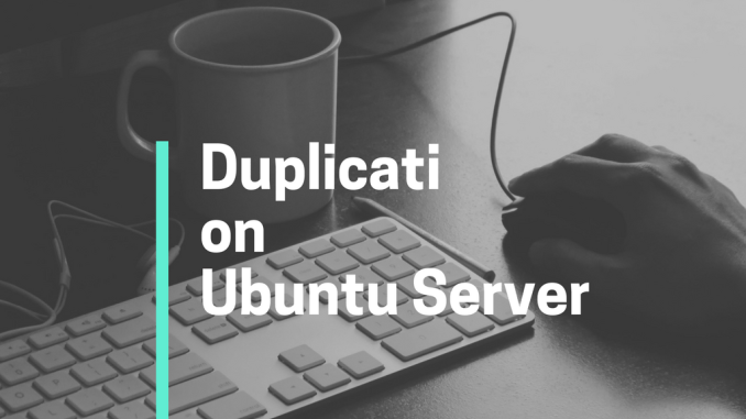 Duplicati Download Free