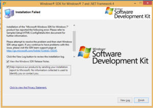 Microsoft Windows SDK for Windows 7 and .NET Framework 4 7.1 Download Free