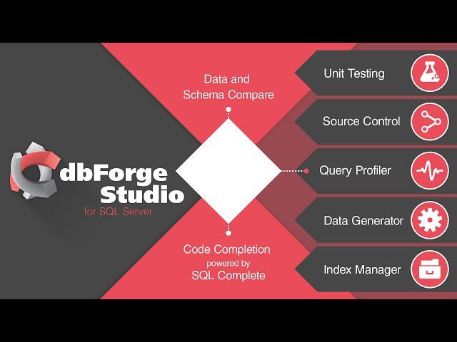 dbForge Data Generator for SQL Server Free