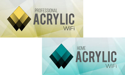 Acrylic WiFi Home Download Free