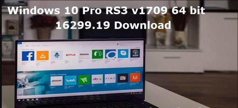 Free Download Windows 10 Pro 32 Bit RS3