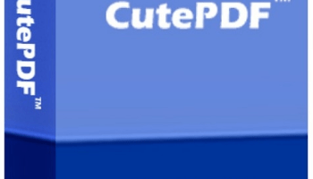 CutePDF Writer Download Free