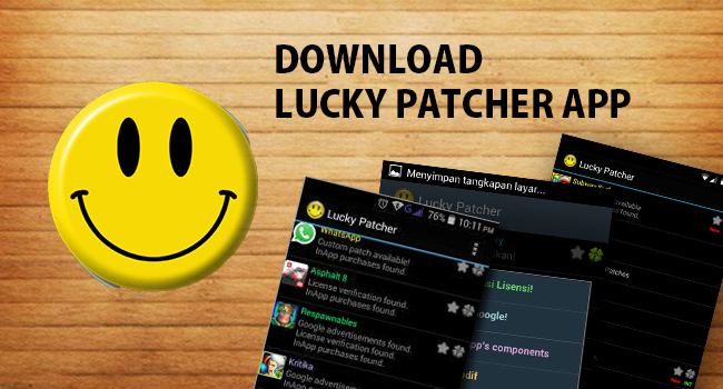 Remove Ads Apps Lucky Patcher