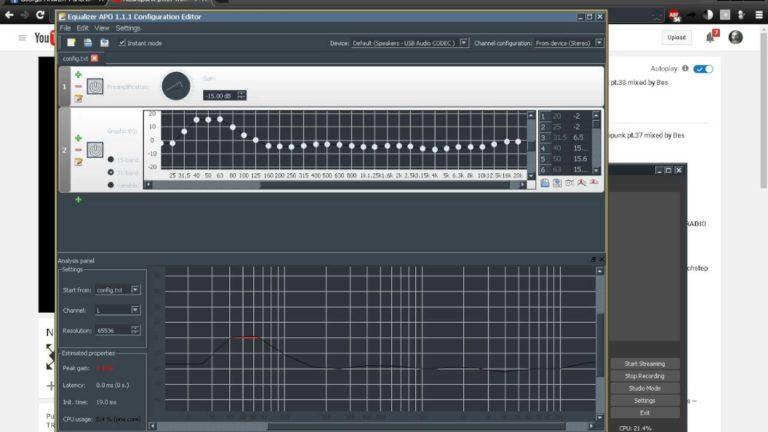 Equalizer APO Download Free Full Version