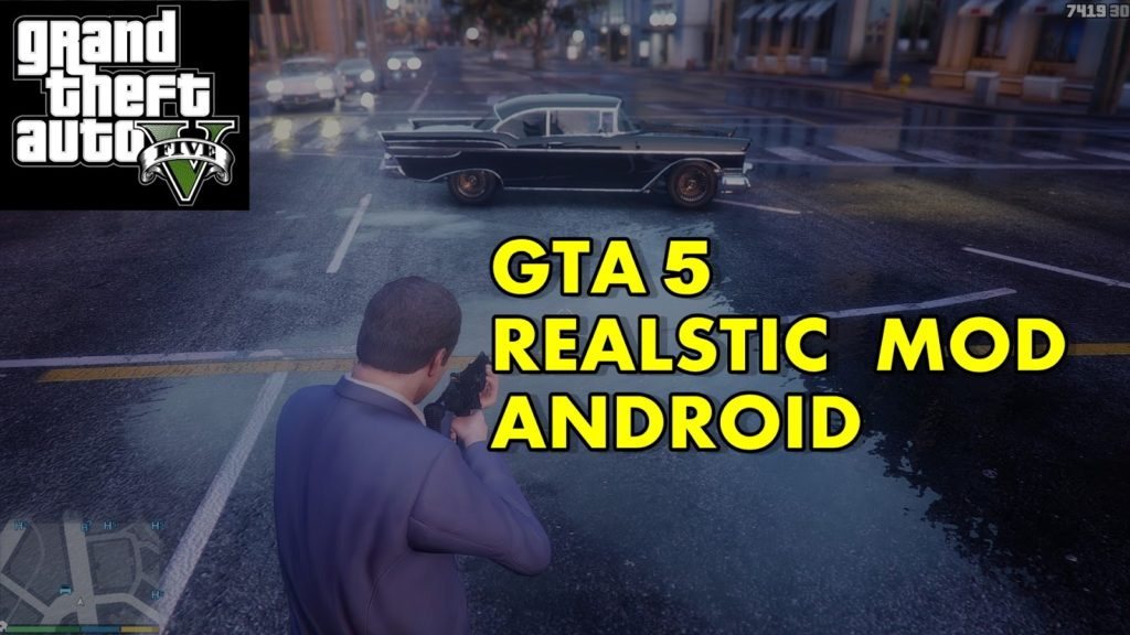 Gta sa android Gta 5 mod download link