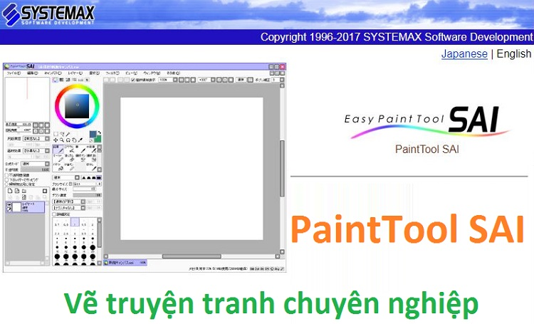 PaintTool SAI Download Free Full Version