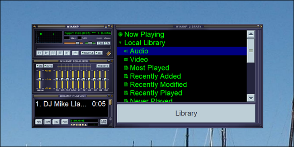 Winamp 2020 Free Download For Windows 7/8/10