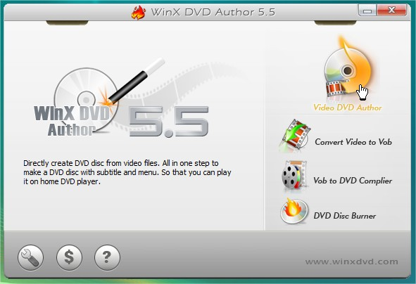 WinX DVD Author Download Free Full Version