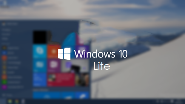 Free Download Windows 10 Lite Edition v4 x64 2017