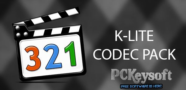 K-Lite Codec Pack Full Download Free Full Version
