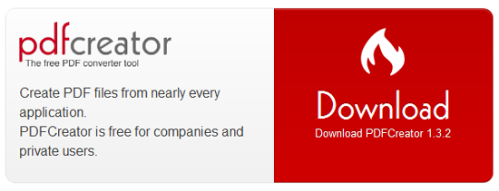 PDF Creator Download Free