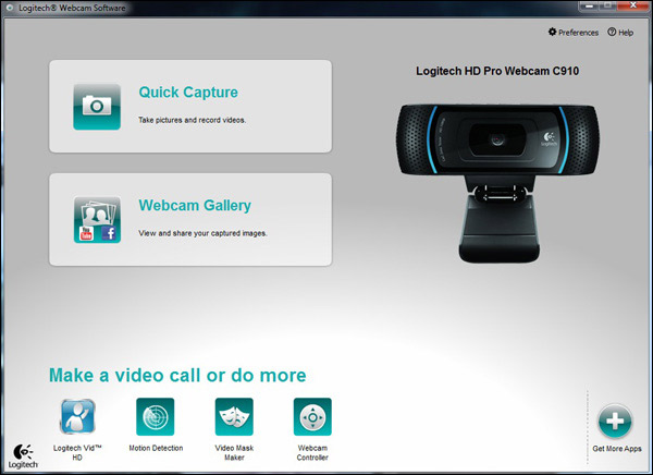 Logitech Webcam Software Download free full version
