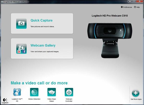 Logitech Webcam Software Download free full version