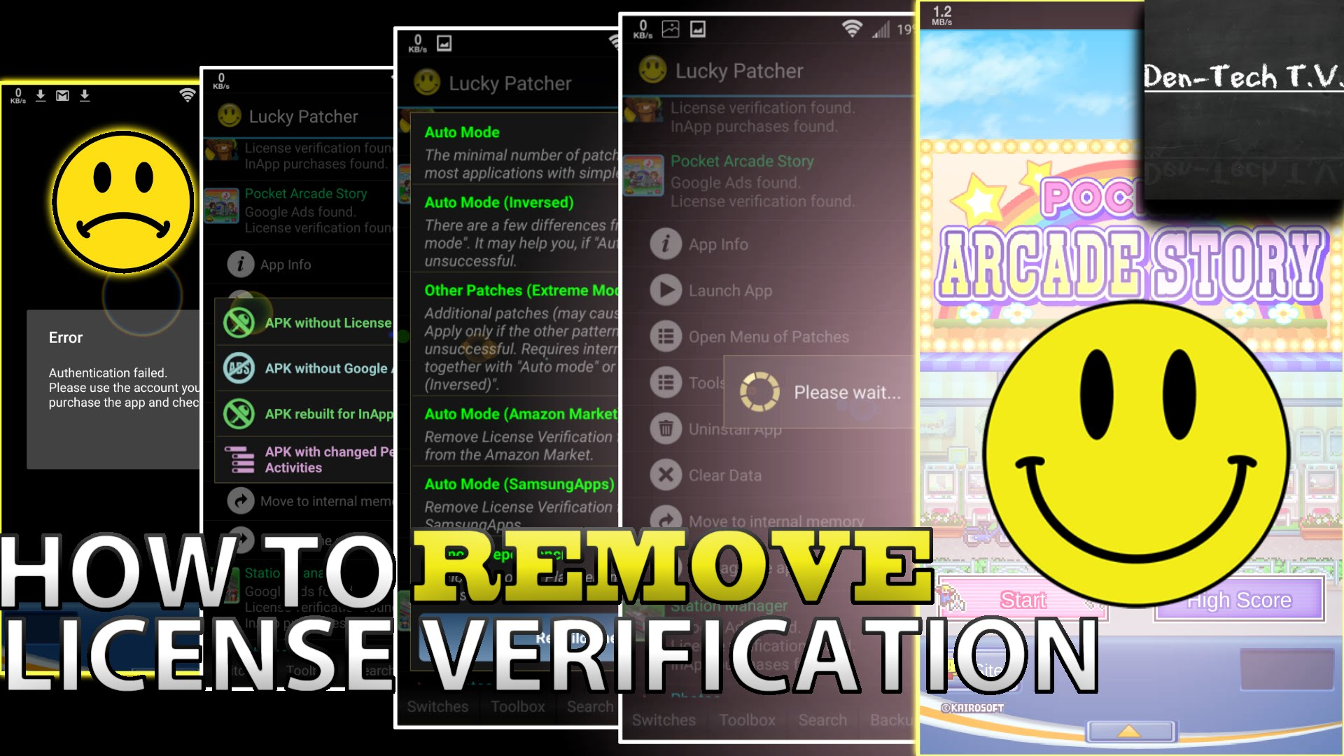 How to Remove License Verification from apps With Lucky Patcher apk