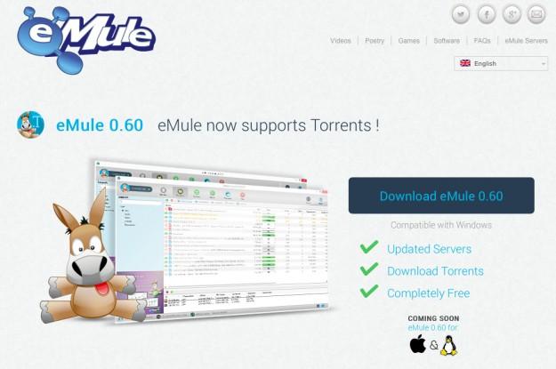 eMule 0.50B Beta 1 Free
