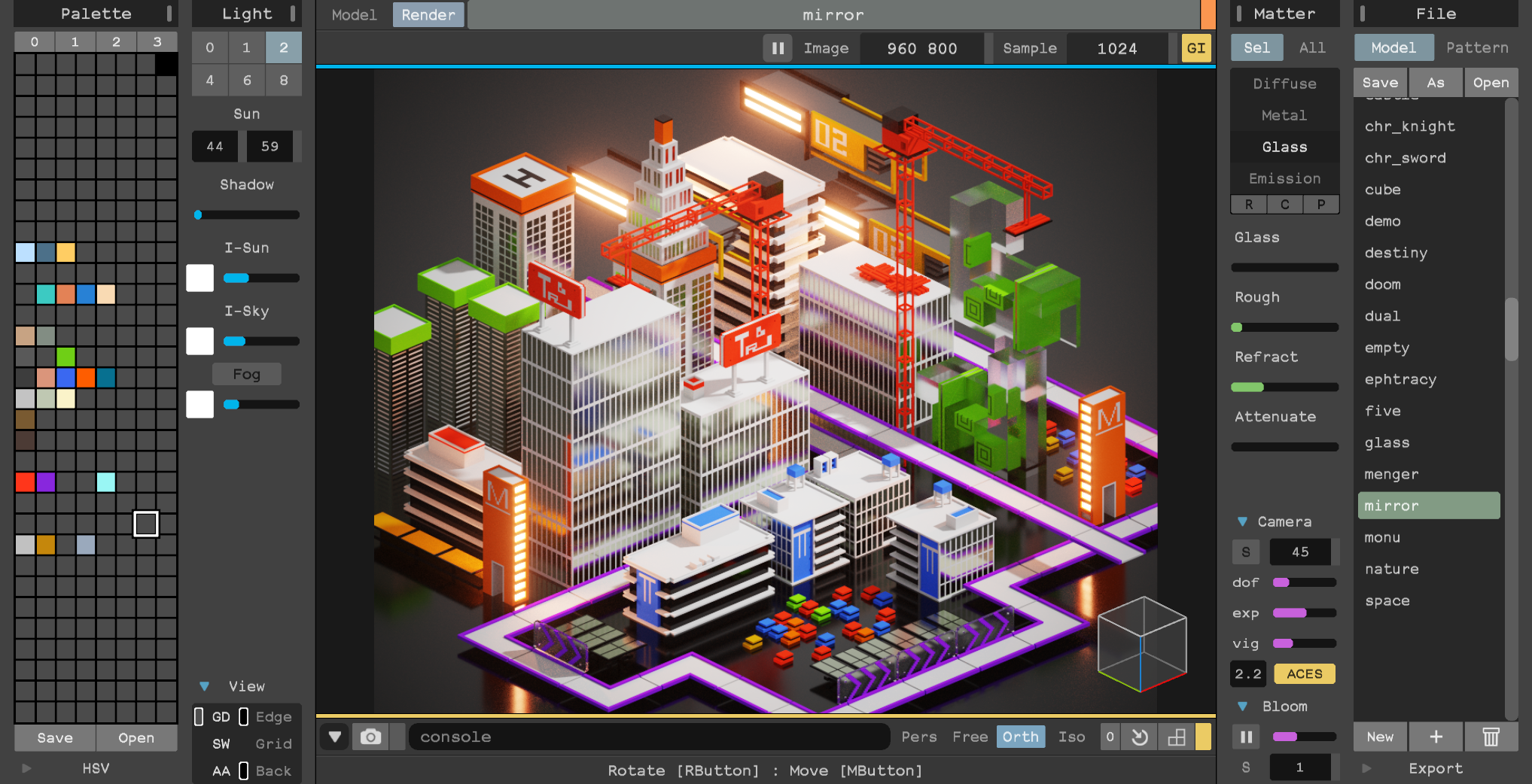 MagicaVoxel Download Free Full Version