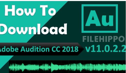 Adobe Audition CC 2018 v11.0.2.2