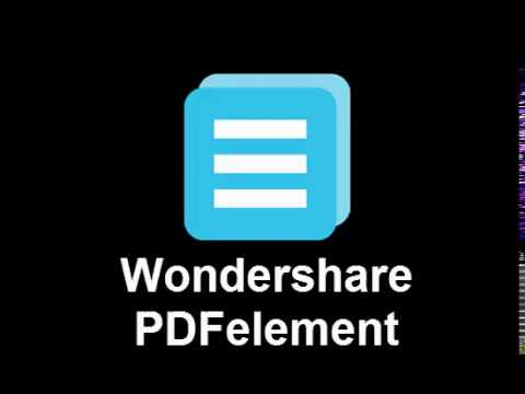 Wondershare PDFelement Professional 6 6.6.1.3322 Pro Free Download