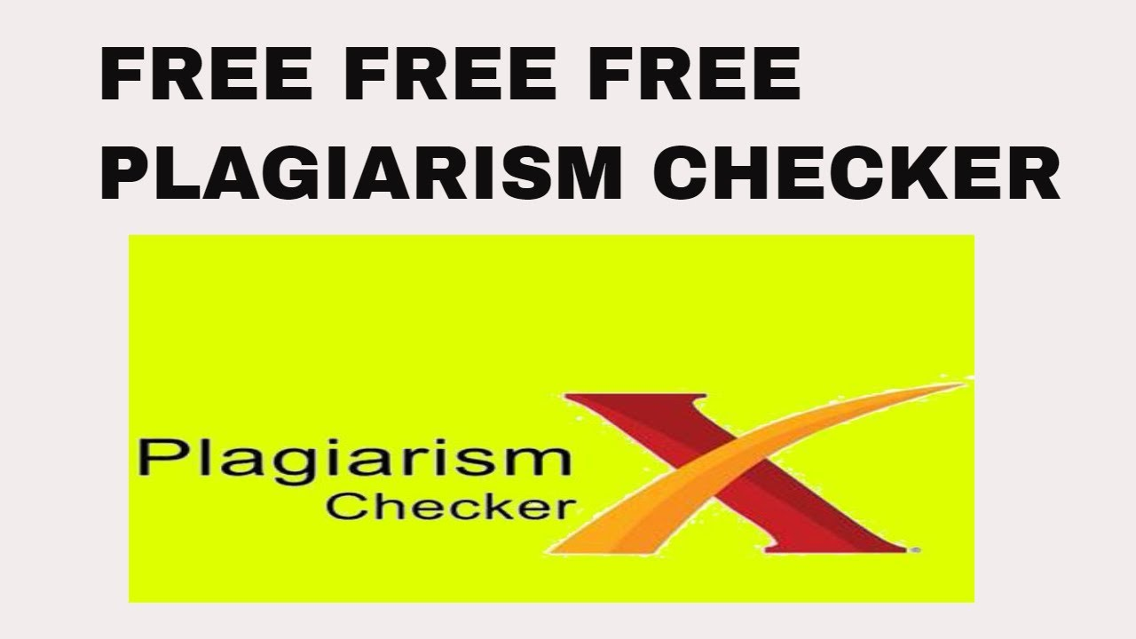 Plagiarism Checker X 6.0.6 Pro Free Download