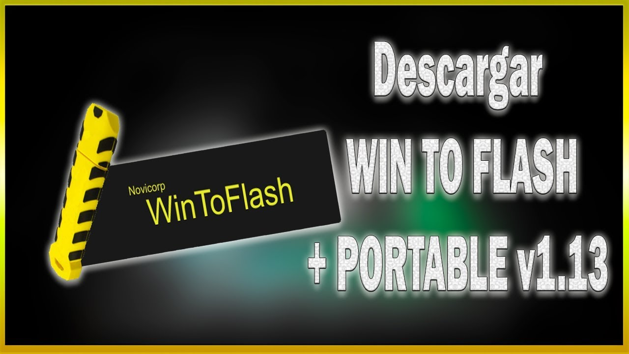 WinToFlash 1.13.0000