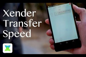 Xender 2018 Latest Version Free Download