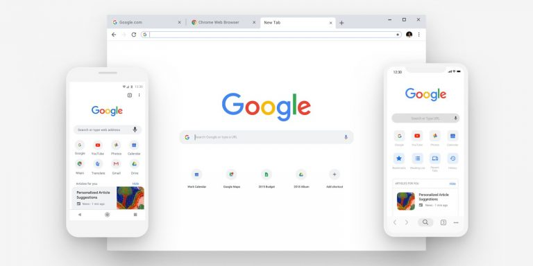 Google Chrome For 32 And 64 Bit