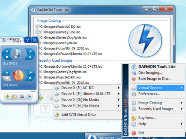 Daemon Tools Lite 2020 Free Download For Windows