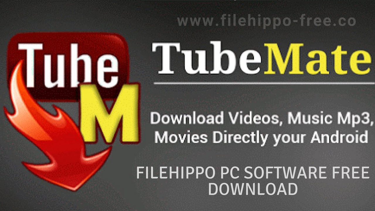 TubeMate Youtube Downloader 2017 New Version
