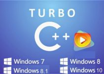 Filehippo Turbo C++ Free Download For Windows 7,8,10