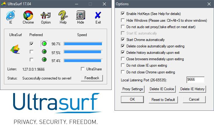 Filehippo UltraSurf Latest Version (32/64 Bit) Free Download VPN For Windows