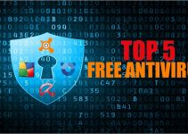 5 Best Free Antivirus Software