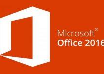 Microsoft Office 2016 Portable Free Download 32/64 Bit