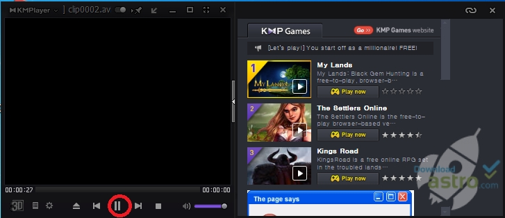 Filehippo KMPlayer 2019 Latest Version (32/64 Bit) For Windows