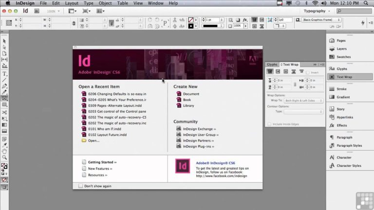 Adobe InDesign CS6 With Crack And Serial Number