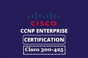 Ace Cisco 300-425 Exam with Exam Dumps